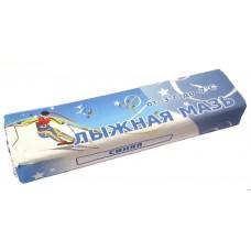 Мазь лыжная брикет 40г  -3/-7С синяя