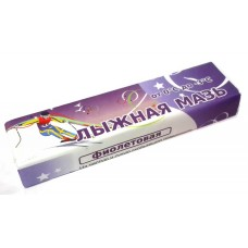 Мазь лыжная брикет 40г  0/-3С фиолет